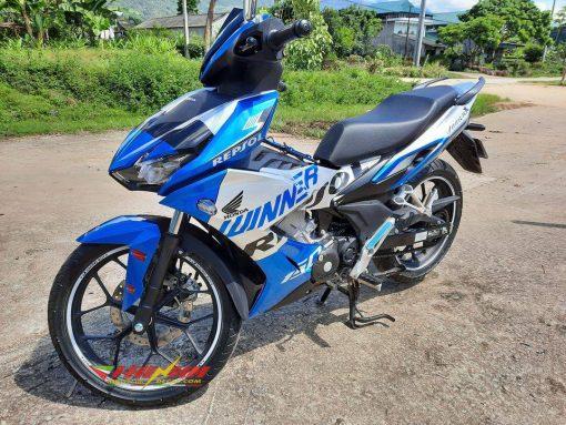 Tem Trùm Winner X Repsol Xanh Bạc